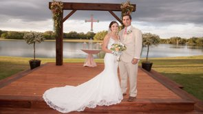 Jessica & Will | George West Ranch