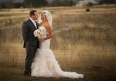 Ty & Christy | Kairos Celebration Barn